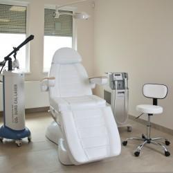 Zdjęcie gabinetu do zabiegów medycyny estetycznej | Instytut Aspazja
